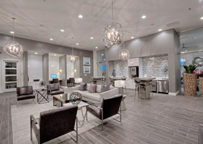 Large Luxury Clubhouse with Upscale Finishes