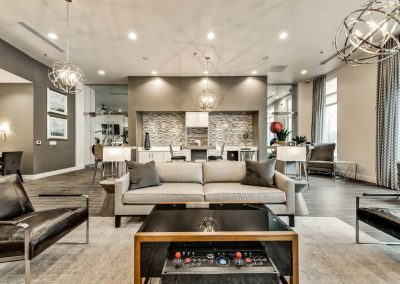 Luxury Clubhouse with Upscale Finishes
