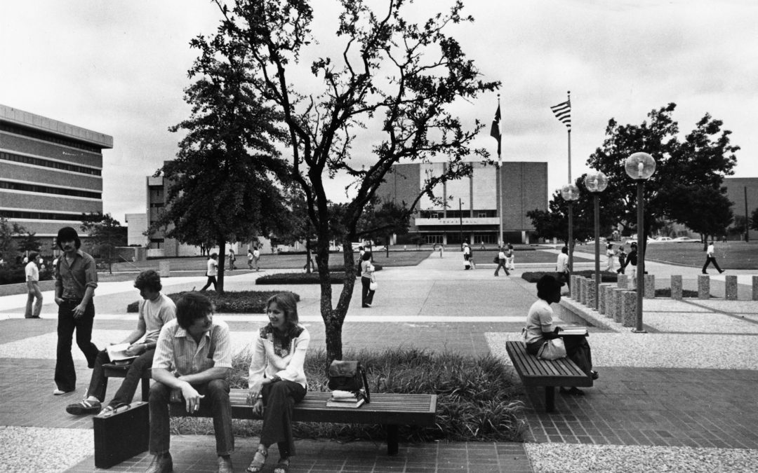 A Brief History of the University of Texas at Arlington